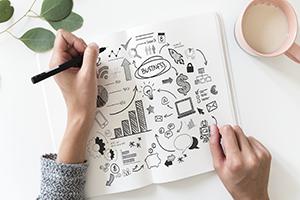 startups blockchain district